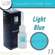 TETOVÁLÓ FESTÉK 5ml. LIGHT BLUE - ELKON - See Me