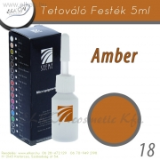 TETOVÁLÓ FESTÉK 5ml. DARK BROWN - ELKON ELKONcosmetic Kft.